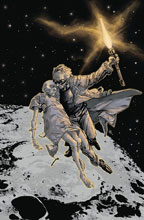Image: Doctor Star & Kingdom of Lost Tomorrows #4 - Dark Horse Comics