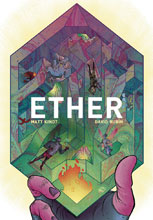 Image: Ether: The Copper Golems #2 - Dark Horse Comics