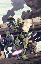 Image: Halo: Collateral Damage #1 - Dark Horse Comics