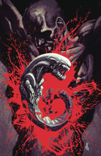Image: Aliens: Dust to Dust #3 (variant cover - D'Anda) - Dark Horse Comics