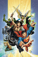 Image: Justice League #1 - DC Comics