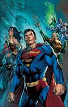 Image: Man of Steel #1 - DC Comics