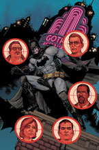 Image: Batman: Sins of the Father #5 - DC Comics