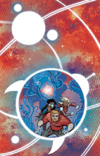 Image: Cave Carson Has An Interstellar Eye #4 - DC Comics -Young Animal