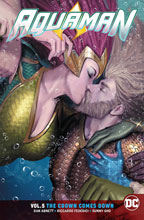 Image: Aquaman Vol. 05: The Crown Comes Down Rebirth SC  - DC Comics