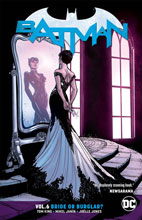 Image: Batman Vol. 06: Bride or Burglar? SC  - DC Comics