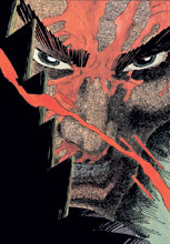 Image: Frank Miller's Ronin SC  (new edition) - DC Comics