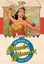 Image: Wonder Woman: The Golden Age Omnibus Vol. 03 HC  - DC Comics