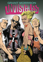 Image: Invisibles Book 03 SC  - DC Comics - Vertigo