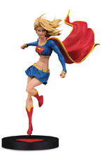 Image: DC Designer Series Statue: Supergirl by Michael Turner  - DC Comics