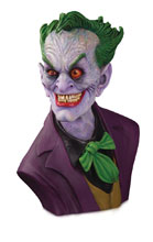 Image: DC Gallery Joker 1:1 Bust by Rick Baker  (Ultimate edition) - DC Comics