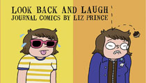 Image: Look Back & Laugh SC  - IDW - Top Shelf