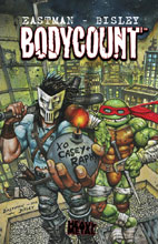 Image: Teenage Mutant Ninja Turtles: Bodycount HC  - IDW - Top Shelf