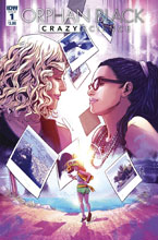 Image: Orphan Black: Crazy Science #1 (cover A - Ossio) - IDW Publishing