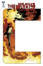 Image: Joe Hill: The Cape - Fallen #1 (cover B - Daniel) - IDW Publishing