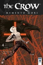 Image: Crow: Memento Mori #4 (incentive cover - Francesco Francavilla) (10-copy) - IDW Publishing