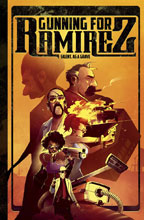 Image: Gunning for Ramirez: Silent as a Grave SC  - IDW Publishing