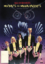 Image: Bill Sienkiewicz: Mutants & Moon Knights Artifact Edition HC  - IDW Publishing