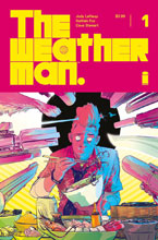 Image: Weatherman #1 (cover A - Fox) - Image Comics