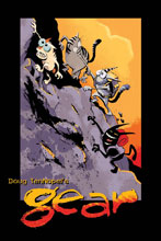 Image: Gear OGN  (new printing) - Image Comics