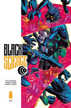 Image: Black Science #36 (cover B - Level) - Image Comics