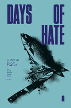 Image: Days of Hate #6 - Image Comics