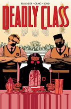 Image: Deadly Class #35 (cover A - Craig) - Image Comics