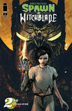 Image: Medieval Spawn / Witchblade #2 - Image Comics