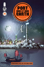 Image: Port of Earth #6 - Image Comics-Top Cow