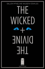 Image: Wicked & Divine #37 (cover A - McKelvie & Wilson) - Image Comics