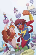 Image: Marvel Rising: Alpha #1 - Marvel Comics