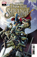 Image: Doctor Strange #2 - Marvel Comics
