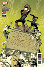 Image: Captain America #704 - Marvel Comics