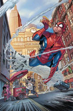 Image: Peter Parker, the Spectacular Spider-Man Annual #1 (variant cover - Garron) - Marvel Comics