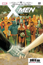Image: X-Men Gold #30 - Marvel Comics