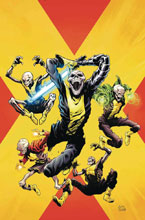 Image: New Mutants: Dead Souls #4 - Marvel Comics