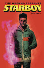 Image: Weeknd Presents: Starboy #1 - Marvel Comics