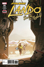 Image: Star Wars: Lando - Double or Nothing #2 - Marvel Comics