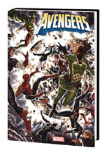 Image: Avengers: No Surrender HC  - Marvel Comics
