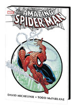 Image: Amazing Spider-Man by David Michelinie & Todd McFarlane Omnibus HC  - Marvel Comics