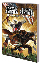 Image: Captain America / Black Panther: Flags of Our Fathers  (new printing) - Marvel Comics