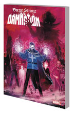 Image: Doctor Strange: Damnation SC  - Marvel Comics
