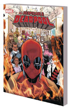 Image: Despicable Deadpool Vol. 03: Marvel Universe Kills Deadpool SC  - Marvel Comics