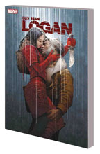 Image: Wolverine: Old Man Logan Vol. 07 - Scarlet Samurai SC  - Marvel Comics