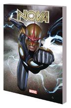 Image: Nova by Abnett & Lanning Complete Collection Vol. 01 SC  - Marvel Comics