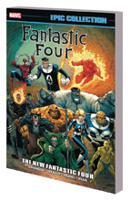 Image: Fantastic Four Epic Collection: New Fantastic Four SC  - Marvel Comics