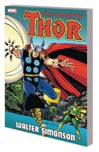Image: Thor by Walter Simonson Vol. 04 SC  (new printing) - Marvel Comics