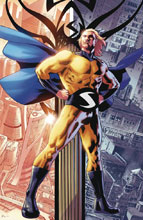 Image: Sentry by Hitch Poster  - Marvel Comics