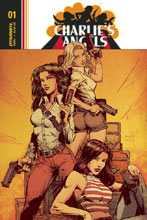 Image: Charlie's Angels #1 (cover A - Finch) - Dynamite