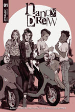 Image: Nancy Drew #1 (cover A - Lotay) (Web Super Special) - Dynamite